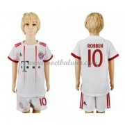 Bayern Munich Voetbaltenue Kind 2017-18 Arjen Robben 10 Third Shirt..