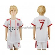 Bayern Munich Voetbaltenue Kind 2017-18 Franck Ribery 7 Third Shirt..