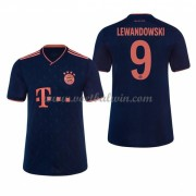 Bayern München Voetbaltenue Kind 2019-20 Robert Lewandowski 9 Third Shirt..