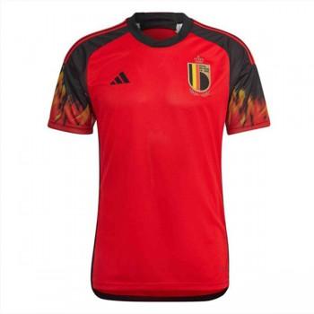 Goedkope Voetbaltenues België Elftal WK 2018 Thuisshirt