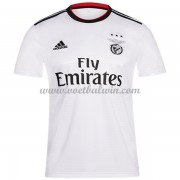 Clubs Voetbalshirts Benfica 2018-19 Uitshirt..