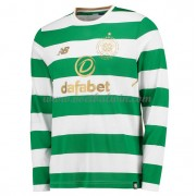 Clubs Voetbalshirts Celtic 2017-18 Thuisshirt Lange Mouw..