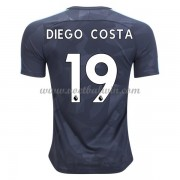 Premier League Voetbalshirts Chelsea 2017-18 Diego Costa 19 Third Shirt..