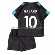 Chelsea Voetbaltenue Kind 2017-18 Eden Hazard 10 Third Shirt..