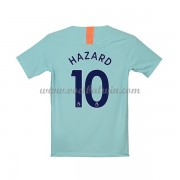 Chelsea Voetbaltenue Kind 2018-19 Eden Hazard 10 Third Shirt..