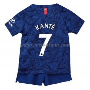 Chelsea Voetbaltenue Kind 2019-20 NGolo Kante 7 Thuisshirt..
