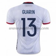 Goedkope Voetbalshirts Colombia Elftal 2016 Freddy Guarin 13 Thuis Tenue..