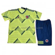 Colombia Elftal Voetbaltenue Kind 2020 Thuisshirt