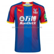 Premier League Voetbalshirts Crystal Palace 2018-19 Thuisshirt