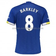 Premier League Voetbalshirts Everton 2017-18 Barkley 20 Thuisshirt..