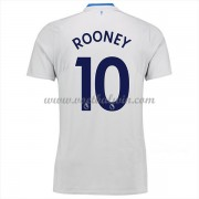 Premier League Voetbalshirts Everton 2017-18 Wayne Rooney 10 Uitshirt..