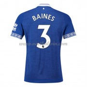 Premier League Voetbalshirts Everton 2018-19 Leighton Baines 3 Thuisshirt..