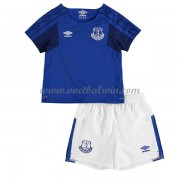 Everton Voetbaltenue Kind 2017-18 Thuisshirt..