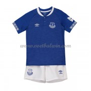 Everton Voetbaltenue Kind 2018-19 Thuisshirt..