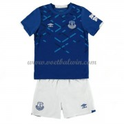 Everton Voetbaltenue Kind 2019-20 Thuisshirt..