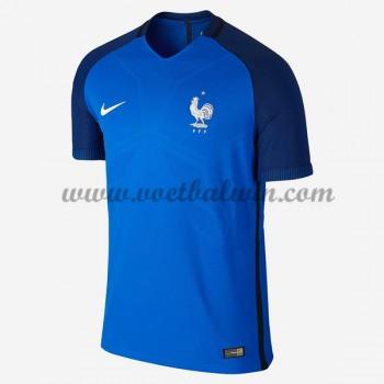 Goedkope Voetbalshirts Frankrijk Elftal 2016 Thuis Tenue