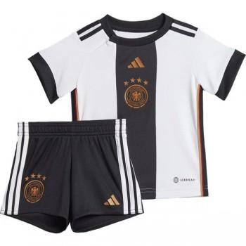 Duitsland Elftal Voetbaltenue Kind WK 2018 Thuisshirt