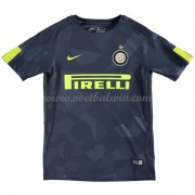 Inter Milan Voetbaltenue Kind 2017-18 Third Shirt..