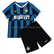 Inter Milan Voetbaltenue Kind 2019-20 Thuisshirt