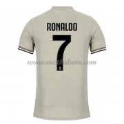 Serie A Voetbalshirts Juventus 2018-19 Cristiano Ronaldo 7 Uitshirt..