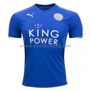 Premier League Voetbalshirts Leicester City 2017-18 Thuisshirt..