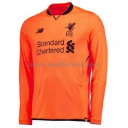 Premier League Voetbalshirts Liverpool 2017-18 Third Shirt Lange Mouw..