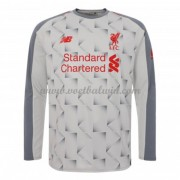 Premier League Voetbalshirts Liverpool 2018-19 Third Shirt Lange Mouw..
