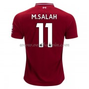 Premier League Voetbalshirts Liverpool 2018-19 Mohamed Salah 11 Thuisshirt..
