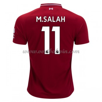 Premier League Voetbalshirts Liverpool 2018-19 Mohamed Salah 11 Thuisshirt