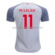 Premier League Voetbalshirts Liverpool 2018-19 Mohamed Salah 11 Third Shirt..