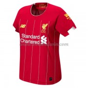 Liverpool Dames Voetbalshirts 2019-20 Thuisshirt..