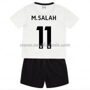 Liverpool Voetbaltenue Kind 2017-18 Mohamed Salah 11 Uitshirt..