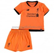 Liverpool Voetbaltenue Kind 2017-18 Third Shirt..