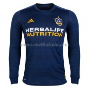 Clubs Voetbalshirts Los Angeles Galaxy 2017-18 Uitshirt Lange Mouw..