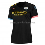 Manchester City Dames Voetbalshirts 2019-20 Uitshirt..