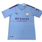 Manchester City Voetbaltenue Kind 2019-20 Thuisshirt