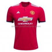 Premier League Voetbalshirts Manchester United 2017-18 Thuisshirt..