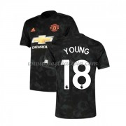 Goedkope Voetbalshirts Manchester United 2019-20 Ashley Young 18 Third Shirt..