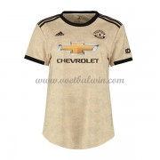 Manchester United Dames Voetbalshirts 2019-20 Uitshirt