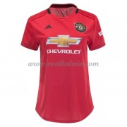 Manchester United Dames Voetbalshirts 2019-20 Thuisshirt