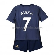 Manchester United Voetbaltenue Kind 2019-20 Alexis Sanchez 7 Third Shirt..
