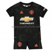 Manchester United Voetbaltenue Kind 2019-20 Third Shirt..