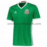 Goedkope Voetbalshirts Mexico Elftal 2016 Thuis Tenue..
