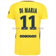Ligue 1 Paris Saint Germain PSG 2017-18 Di Maria 11 Uitshirt..