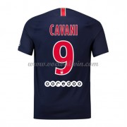 Ligue 1 Voetbalshirts Paris Saint Germain Psg 2018-19 Edinson Cavani 9 Thuisshirt..