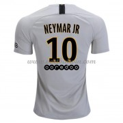 Ligue 1 Voetbalshirts Paris Saint Germain PSG 2018-19 Neymar Jr 10 Uitshirt..