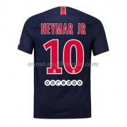 Ligue 1 Voetbalshirts Paris Saint Germain PSG 2018-19 Neymar Jr 10 Thuisshirt..