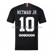 Ligue 1 Voetbalshirts Paris Saint Germain PSG 2018-19 Neymar Jr 10 Third Shirt..
