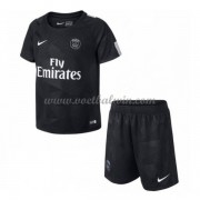 Paris Saint Germain PSG Voetbaltenue Kind 2017-18 Third Shirt..