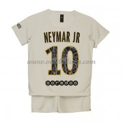 Paris Saint Germain PSG Voetbaltenue Kind 2018-19 Neymar Jr 10 Uitshirt..
